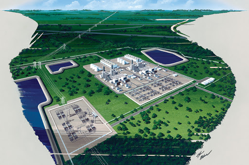 Starting Ca Mau 3 combined cycle gas turbine project