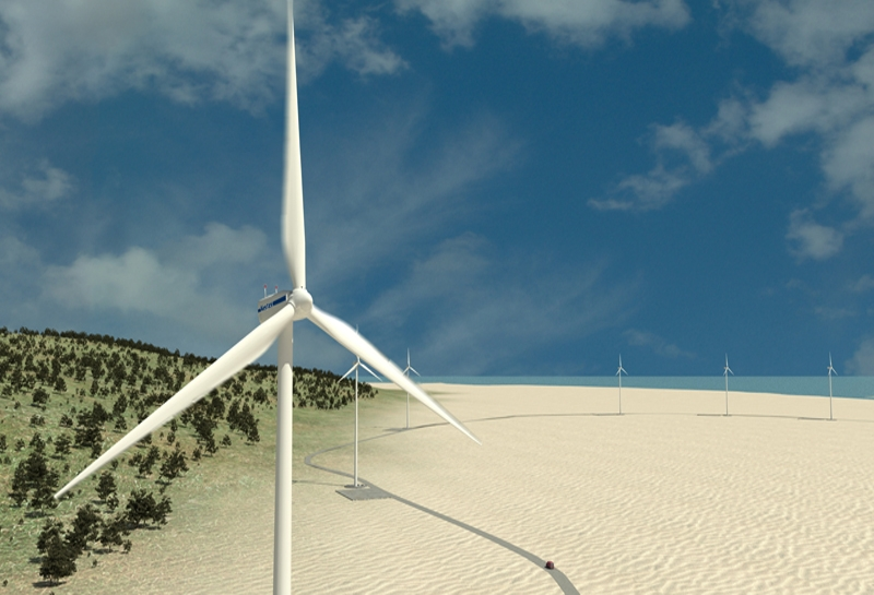 List of wind power projects added to the PDP VII (adjusted project)