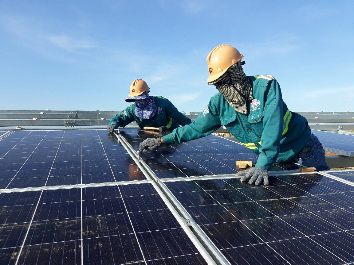 The Regulations on development and PPA for the solar power projects