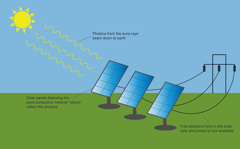 EVN considers investment in solar power development