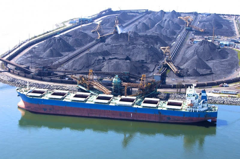 Vietnam imported over 9.7 million tons of coal in the first 8 months of 2016