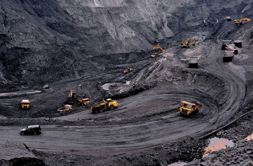 Resolving the problems on overlapping in coal mining areas
