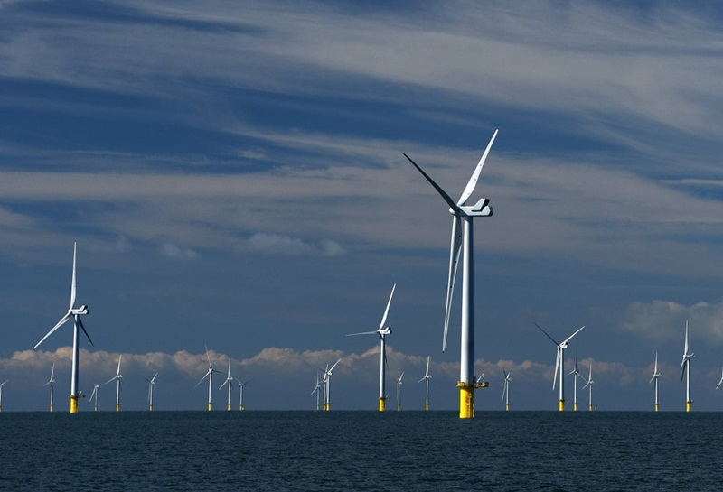 PNE wishes  for investing  in an offshore wind power park  in Binh Dinh province