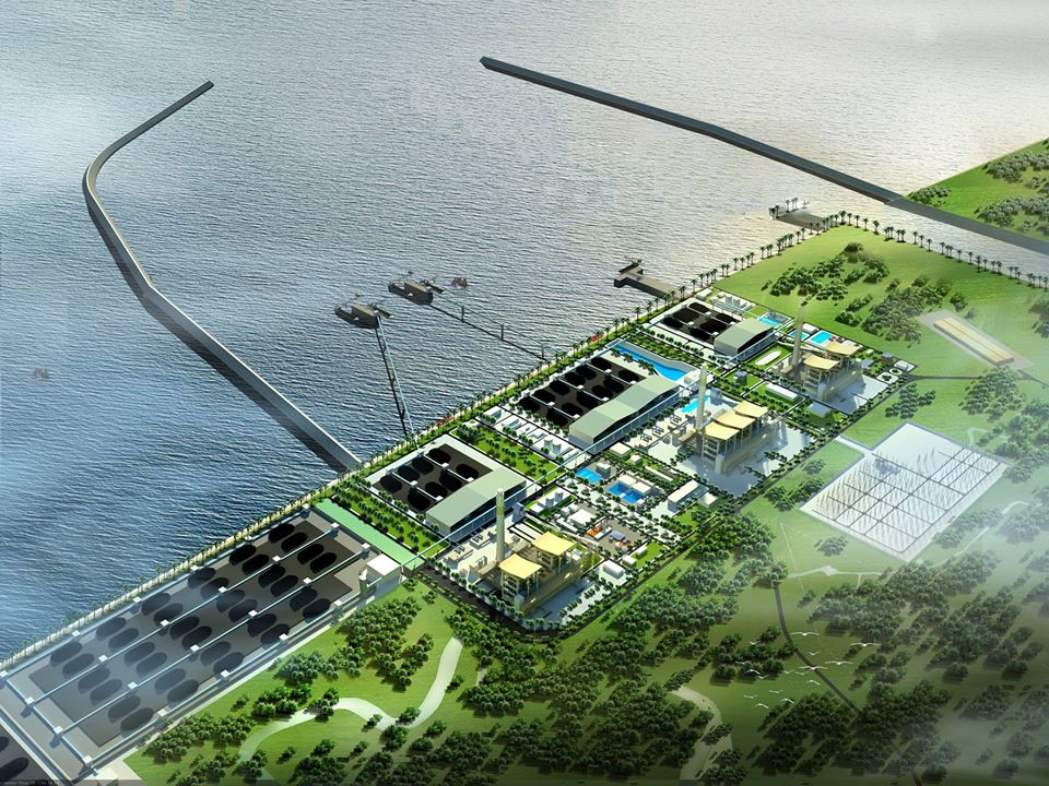 Yêu cầu đẩy nhanh tiến độ Trung tâm Điện lực Duyên Hải
