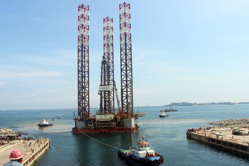 Việt Nam tự chủ về công nghệ giàn khoan dầu khí