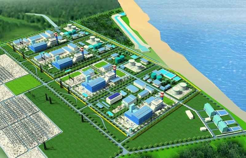 Updating progress of 10 key power plant projects in Vietnam