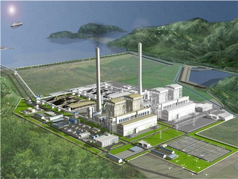 Three power projects of EVN have to be urgently developed