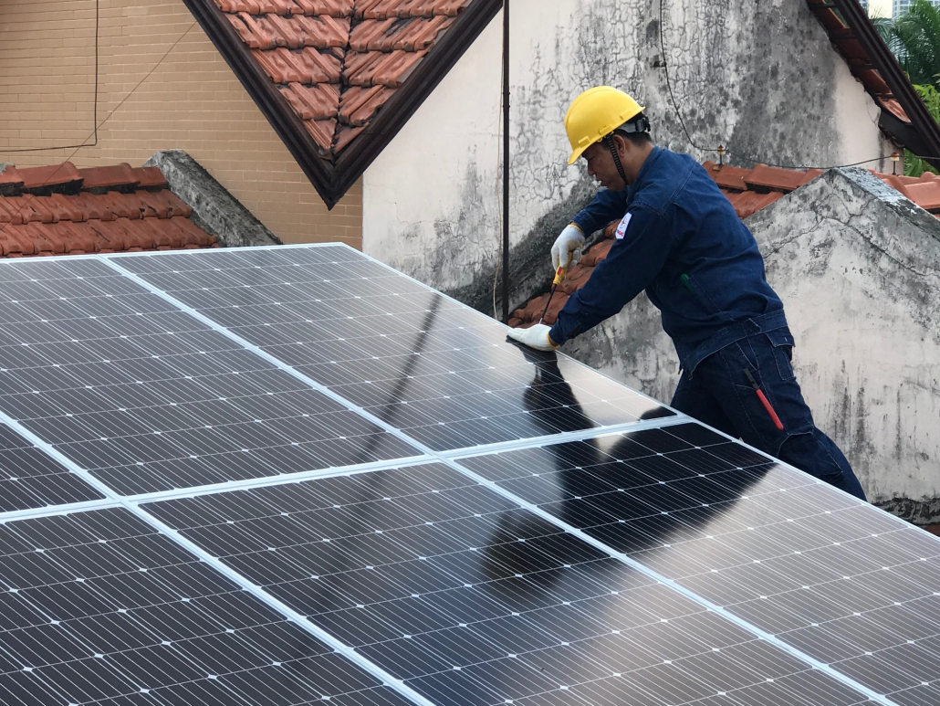 Stop to receive the connection and purchase electricity of the rooftop solar power projects